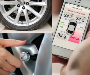FOBO Tire Pressure Monitoring System
