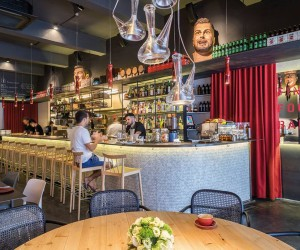 FOC Restaurant Singapore by Lagranja Design