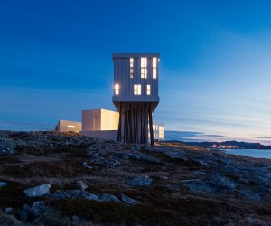 Fogo Inn: a timeless piece of architecture by Saunders