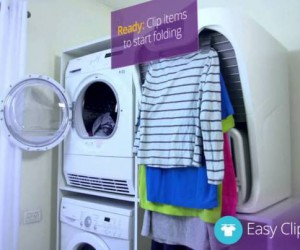 FoldiMate - Smart Laundry Folding Machine