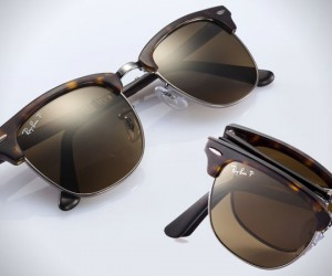 Folding Clubmaster | Ray-Ban