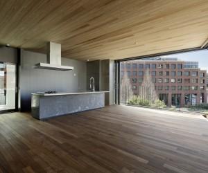 Folding Roof House by Ashida Architect  Associates