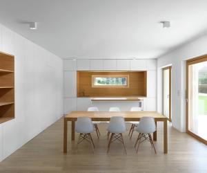 Folding Wall Apartment by Arhitektura d.o.o.