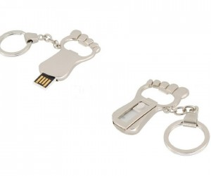 Foot Design Bottle Opener USB Flash Drive