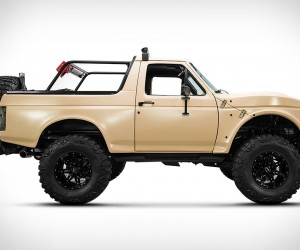 Ford Bronco Operation Fearless
