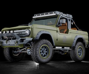Ford Bronco Urban Madness