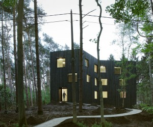 Forest Care Residential by 51N4E