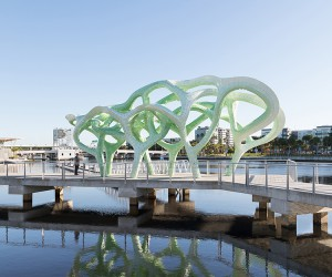 Form of Wander, Tampa, USA  Marc Fornes  THEVERYMANY