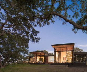 Forty-One Oaks: Contemplative Conservatory for Man and Nature
