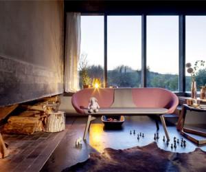 Foss Sofa by Erla Solveig Oskarsdottir