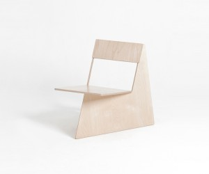 Four Brothers Chair by Seungji Mun