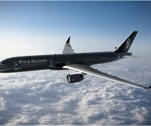 Four Seasons Private Jet Around the World Tour