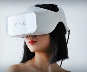 FOVE  Worlds First Eye Tracking VR Headset