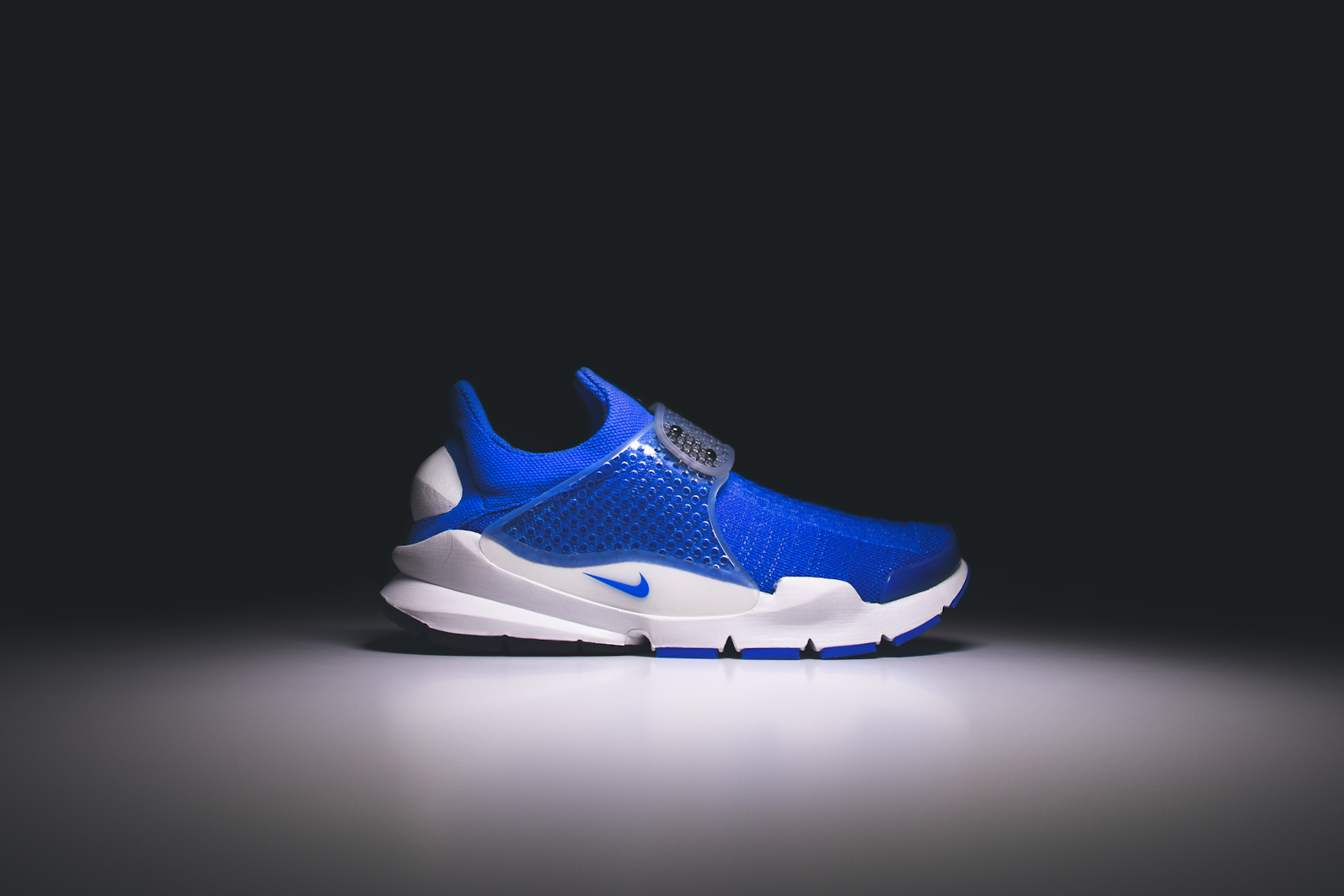 best website bc366 f0321 Fragment Design x Nike Sock Dart SP - Photo Blue