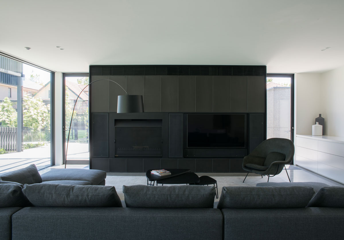Frame House By Carr Design Group