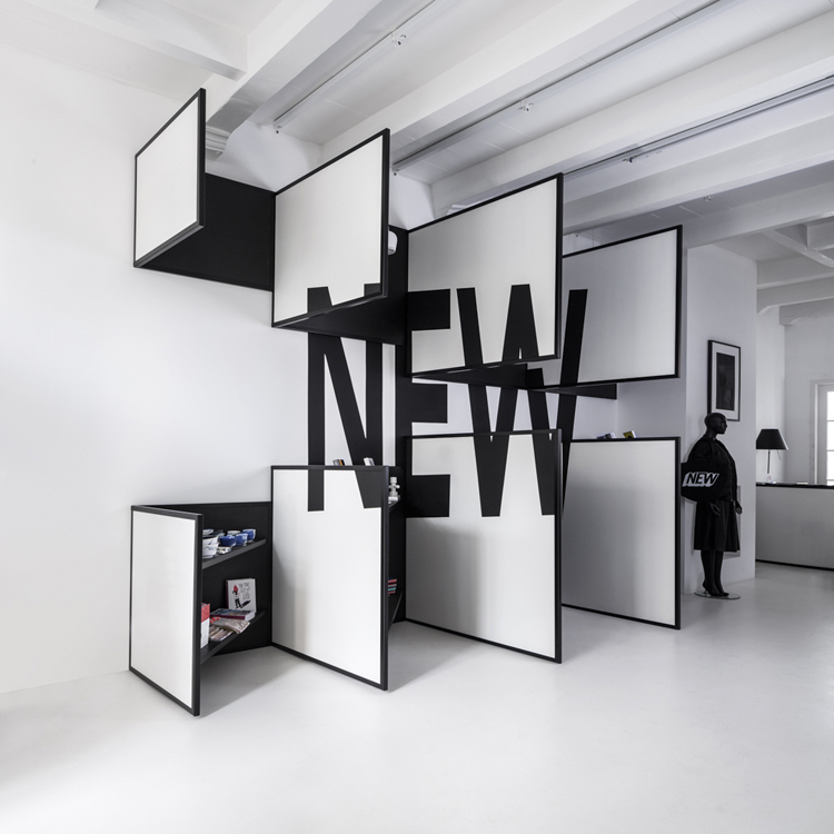 Frame Store Amsterdam by i29 interior architects