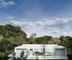 Fran Silvestre Adds A Guest Pavilion To A Valencia House