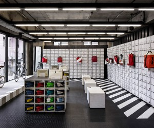 Freitag Opens Its First Store In China