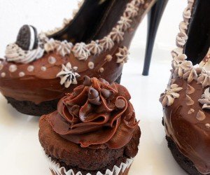 From Catwalk To Cakewalk: Shoes That Look Good Enough To Eat