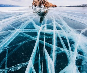 Frozen Baikal: The Worlds Oldest and Deepest Lake by Kristina Makeeva