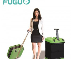 FUGU - Revolutionary Expanding Luggage