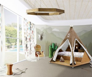 Fun Design: 10 Fabulous Teepees for that Playful Kids Room