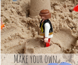 Fun DIY Kinetic Sand Ideas