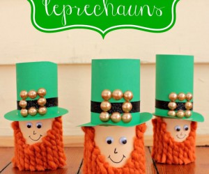 Fun in a Lucky Sorts of Way: Best St Patricks Day Kids Crafts