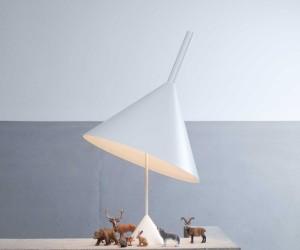 Funnel Table by Bevk Perovic Arhitekti for Vertigo Bird