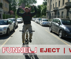 Funnell | An Ejection Jacket for Cyclists