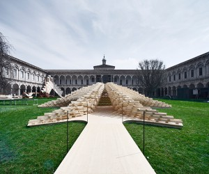 Future Space Pavilion by Peter Pichler Architecture
