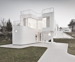 Futuristic Residence