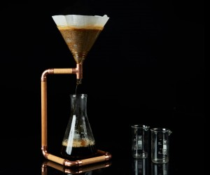 G-Drip coffee maker design by Luka Pirnat for GOAT STORY