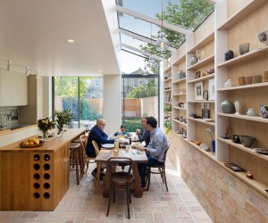 Gallery House in Hackney by Neil Dusheiko
