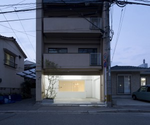 Gallery Y Membrane by architectsKenta Eno  Yousuke Fukami Architects