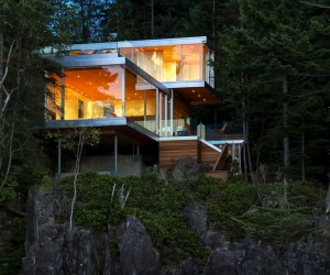 Gambier Island House