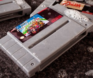 Game Cartridge Soaps