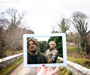 Game of Thrones: Fangirl Quest Recreate Their Favourite TV and Film Scenes