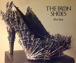 Game of Thrones Inspired Shoes Now Available