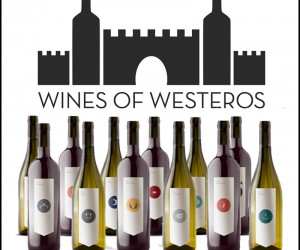 Game of Thrones Wines of Westeros