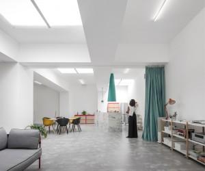 Garage House by Fala Atelier
