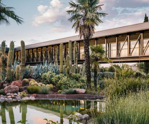 Garcia German Unveils Desert City Cactus Center in Madrid