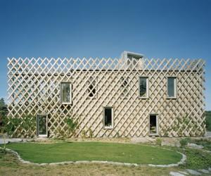 Garden house by Tham  Videgrd Arkitekter