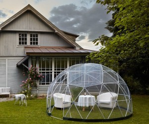 Garden Igloo: Create Your Own Backyard Haven