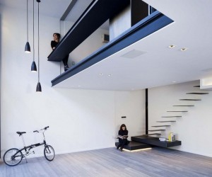 Gascon Apartment in Buenos Aires  a High Space Transformed into a Modern Home