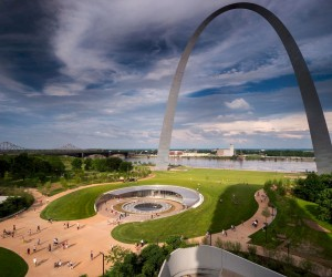 Gateway Arch Museum | Cooper Robertson