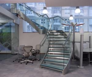 Gazprom Staircase