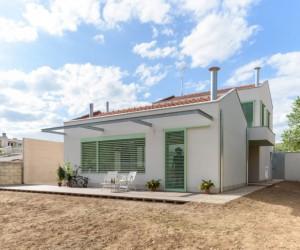 Gaztelu Jerez Arquitectos Remodeled PI House in Burgos, Spain