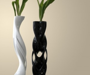 GeMo | Genetically Modified, 3D-Print Vases