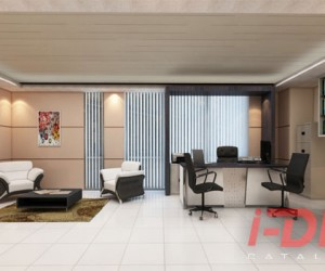 General Manager Area Office Design by I-Dea Catalysts
